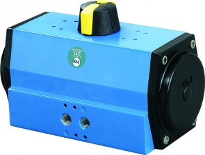 ROTEX - Engineering for the Future. Heavy duty actuators, Rotary actuators.