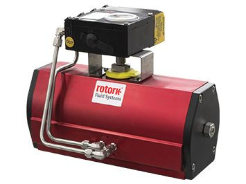 Rotork - Global actuation solutions, Electric actuators, Fluid power Actuators, Process Control Actuators.