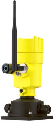 Vega wireless transmitters, Wireless transmission of measured values. PLICSRADIO, PLICSMOBILE.