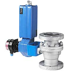 On-Off Valves / Open-Dicht afsluiters. Argus, Flowserve, Hitma Process, Jamesbury, Keystone, Metso, Neles, Tyco, Worcester.