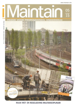 iMaintain is een vakblad met professionele informatie over onderhoud in de industrie.